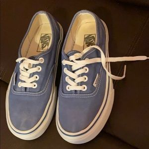 Vans sneakers unisex size M'S 6.0 and W'S 7.5